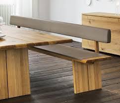 best wooden luxury benches team7 loft wharfside with regard to