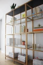 Livingroom Units by Glass Shelving Units Living Room Foter