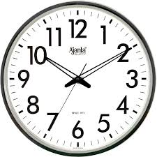 buy ajanta wall clock aq 1477 features price reviews online