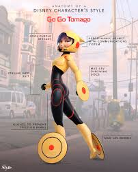 disney halloween background images anatomy of a disney character u0027s style big hero 6 edition disney