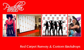 custom photo backdrops carpet runway custom backdropswedding photo ny