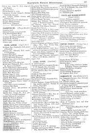 white u0027s 1883 norwich street directory
