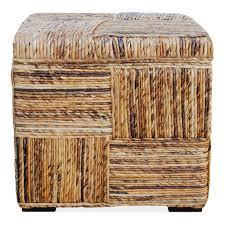 fabric storage cube ottoman storage wicker ottoman coffee table ottoman basket storage outdoor