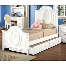 Full Size White Headboards by Full Size Trundle Bed