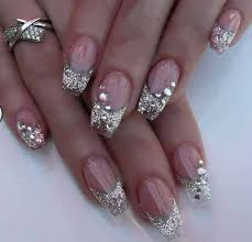 Rhinestone Nail Design Ideas 340 Best Nails Glitter Sequins And Rhinestones Nails Oh My