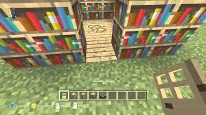minecraft xbox 360 edition perfect library tutorial w tekkerz