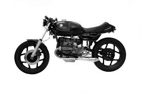 bmw motorcycle cafe racer bmw monolever cafe racer by barn luck