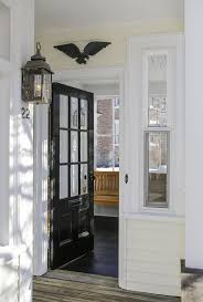 16 best white porch black door images on pinterest black front