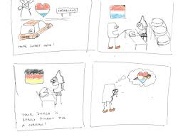 itchy feet the travel and language comic