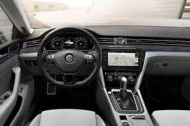 volkswagen inside first look 2018 volkswagen arteon ny daily news