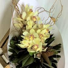 orchid bouquet orchid bouquet flower delivery florists wellington nz flower