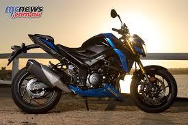 suzuki motorcycle black 2017 suzuki gsx s750 review motorcycle test mcnews com au