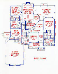 5 bedroom 4 bath southern house plan alp 099s allplans com