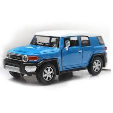 toyota mini cars toyota fj cruiser 1 36 5 blue diecast mini cars kinsmart kt5343