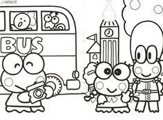 sanrio coloring pages badtemaru colory pages coloring pages pages fashion design