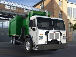 peterbilt peterbilt to showcase features of model 520 at wasteexpo