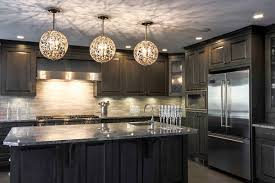 Decorating Kitchen Islands by Lighting Cozy Kitchen Ideas With Large Kitchen Island And