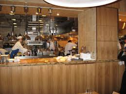 kitchen appealing restaurant open kitchen design food restaurant