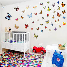 difference between wall decals and wall murals color the walls difference between wall decals and wall murals 80pcs art decal colorful butterfly wall stickers home