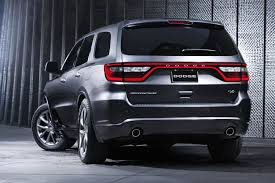 Dodge Durango Srt8 Price The 2014 Dodge Durango Is Badder And Smarter At The Same Time
