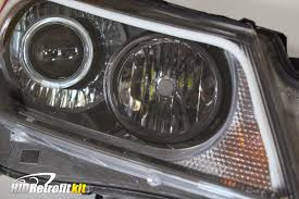 Porsche Cayenne Headlights - buick lacrosse hid retrofit bixenon led on buick images tractor