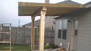 Awning Over Patio How To Build A Veranda Roof Thesouvlakihouse Com