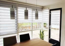 diy electric zebra shades remote control zebra roller curtains