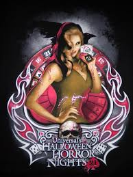 halloween horror nights the usher lady luck encyclopedia psychotika
