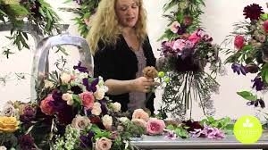 Wholesale Floral Centerpieces by Inspired Floral Design With Beth O U0027reilly Marsala Spring Wedding