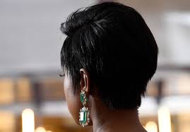 Jennifer Hudson Short Hairstyles More Pics Of Jennifer Hudson Boy Cut 1 Of 32 Short Hairstyles