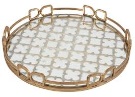 Gold Home Decor Accessories Phelan Serving Tray Clean And Organized Pinterest Trays