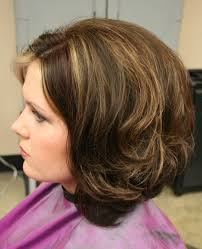 shoulder length stacked haircuts hairstyle picture magz