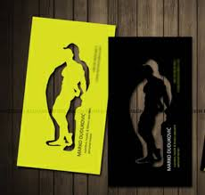 Clever Business Cards Best 25 Personal Trainer Business Cards Ideas On Pinterest