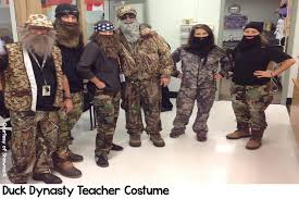 Duck Dynasty Halloween Costumes 15 Halloween Costume Ideas Teachers Teaching Room 6