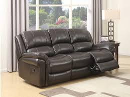 3 seater recliner sofa annaghmore farnham air leather 3 seater recliner sofa