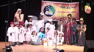 jesus birth play in richmond tamil sangam