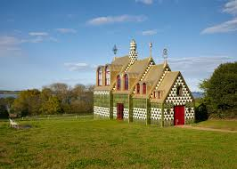 grayson perry and fat reveal the interiors of house for essex