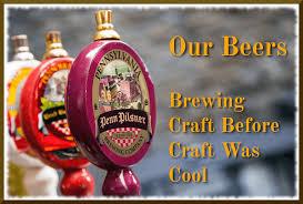 Pennsylvania Breweries Map by Penn Brewery U003e Home