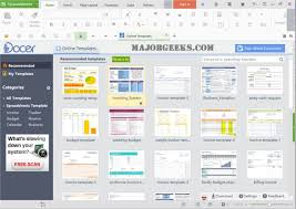 templates for wps office android download wps office majorgeeks