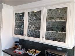 kitchen upper kitchen cabinets with glass doors glass front