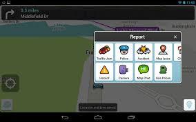 maps apk version waze social gps maps traffic free v 3 7 2 0 apk