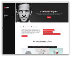 Online Resume Posting Sites by 30 Best Vcard Wordpress Themes 2017 For Your Online Resume Colorlib