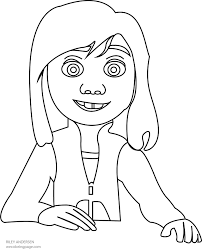 coloring pages inside out