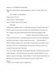 la chambre des officiers résumé résumé de la chambre des officiers commentaire d oeuvre dissertation