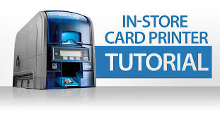in store certification card printing a tutorial sdi tdi erdi