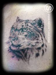 secret ink leopard justin leopard nature tattooist artist truro cornwall south tattooist best tattooist best