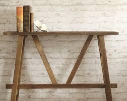 Small Sofa Table by Narrow Sofa Table Etsy