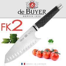 asian kitchen knives de buyer fk2 asian chef knife 17 cm knife