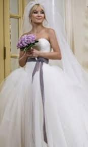 wedding dresses vera wang vera wang wars dress kate hudson 3 500 size 6 used