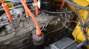 jeep hurricane engine jeep willys motor continental 226 youtube